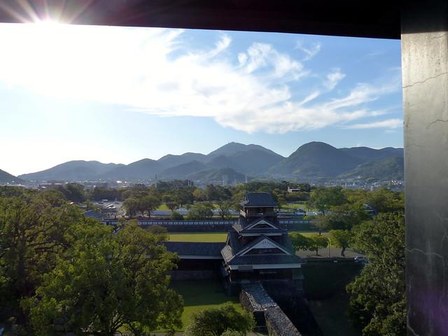 Kumamoto-jo gardens