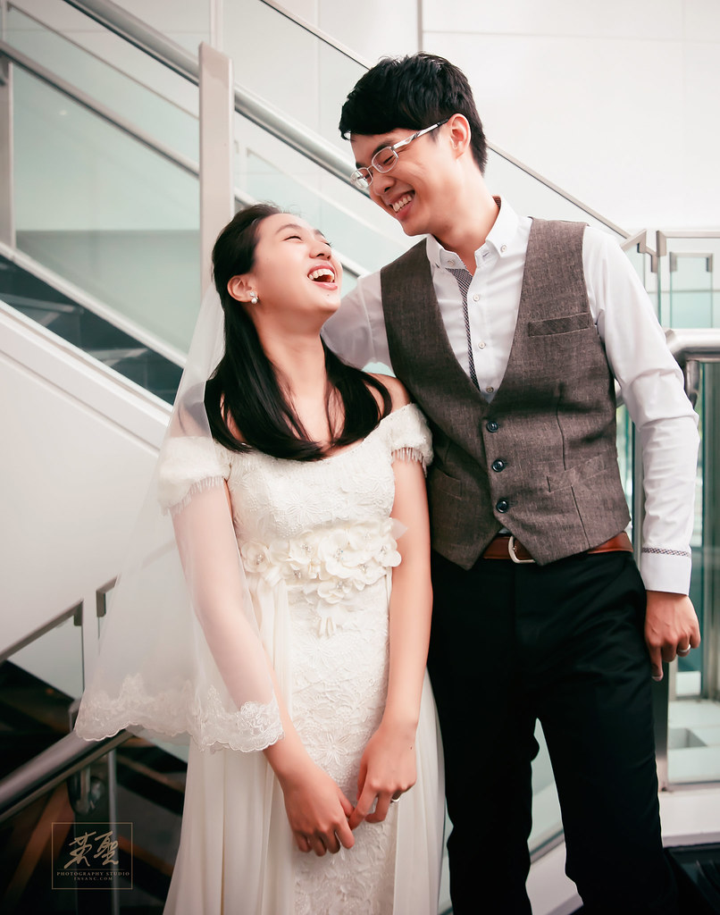[ 婚攝英聖 | 婚禮記錄 ] JL+AJ { 地點:徐州路2號庭園會館 }