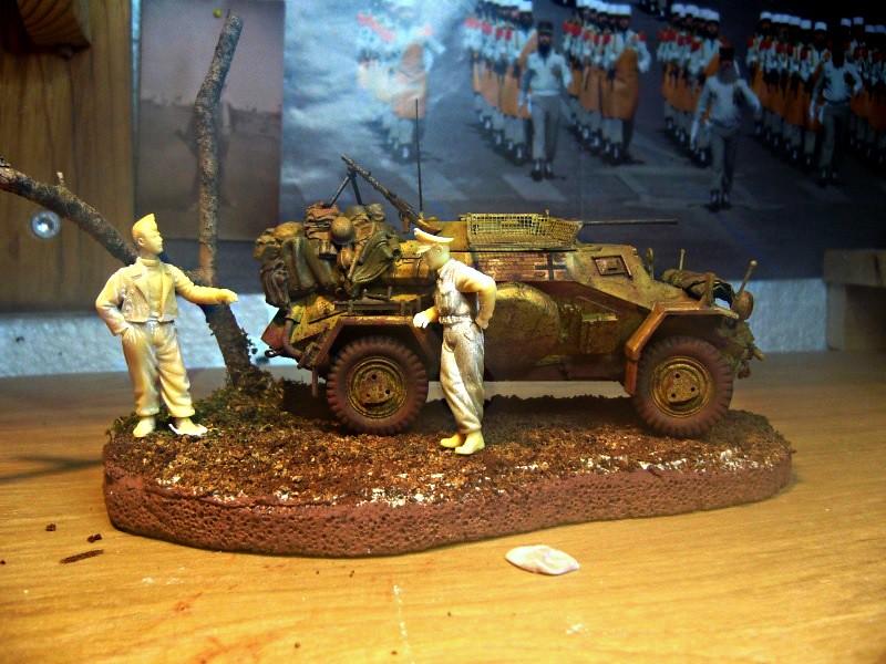 Sd.Kfz 222 Panzerspähwagen - Tamiya 1/35 - Page 5 24323917986_94b70b2b7c_b