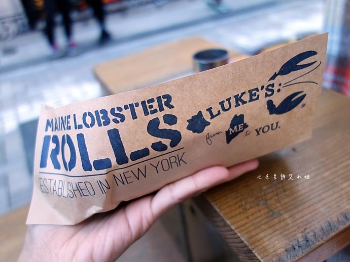 7 Luke's Lobster 龍蝦三明治-東京表參道火紅排隊美食