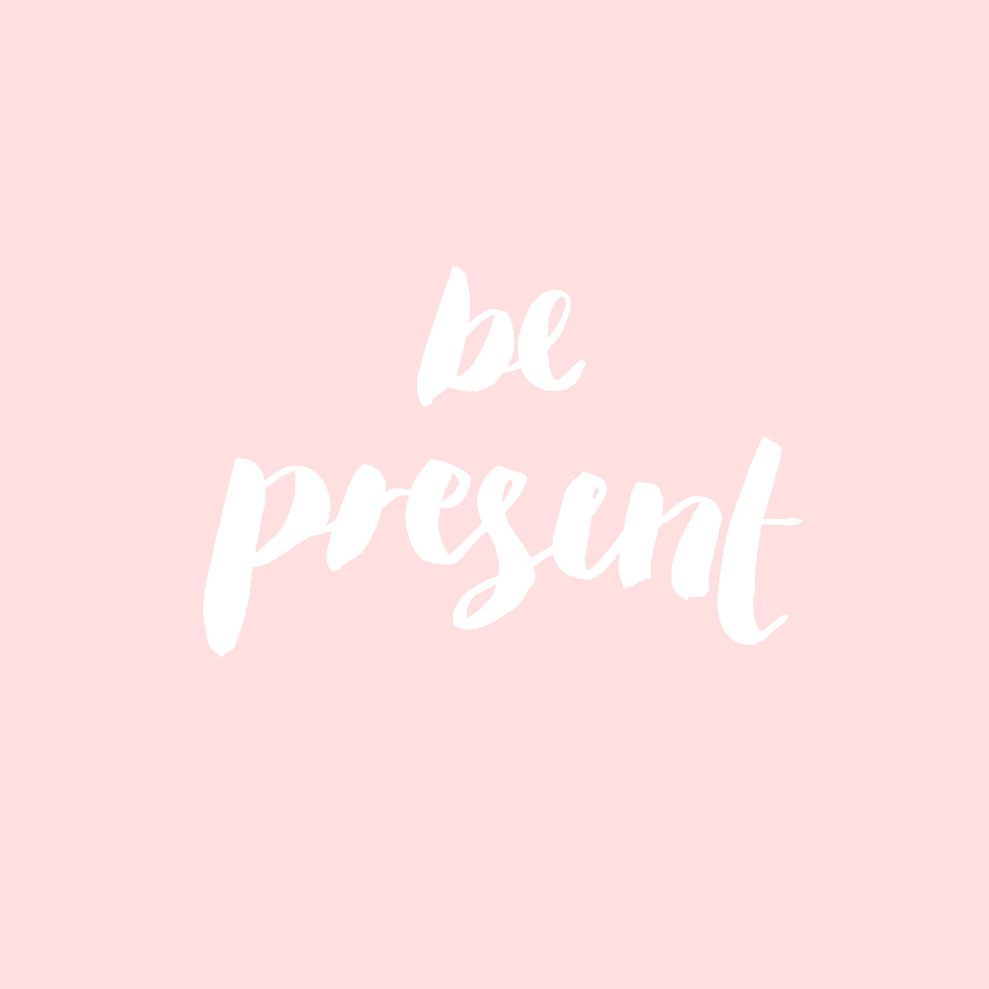 How to be Present and Live in the Moment | candypop.uk.com