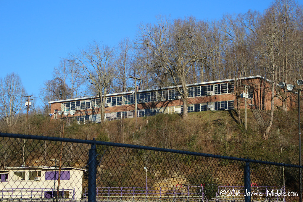 Fleming-Neon High School -- Letcher County, KY