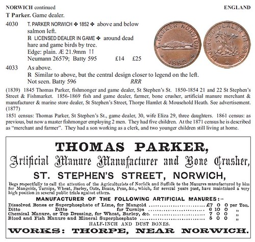 Thomas Parker section The TOken Book 2