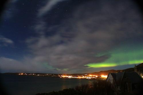Aurora Borealis - Gairloch