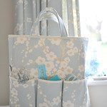Craft Storage Bag sewing tutorial 21