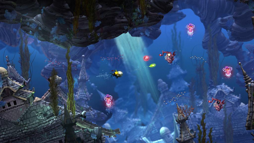 Song of the Deep para o PS4