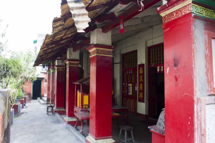 Choonghee Dong Thien Haue Chinese Church in Tiretta Bazar, Kolkata, India