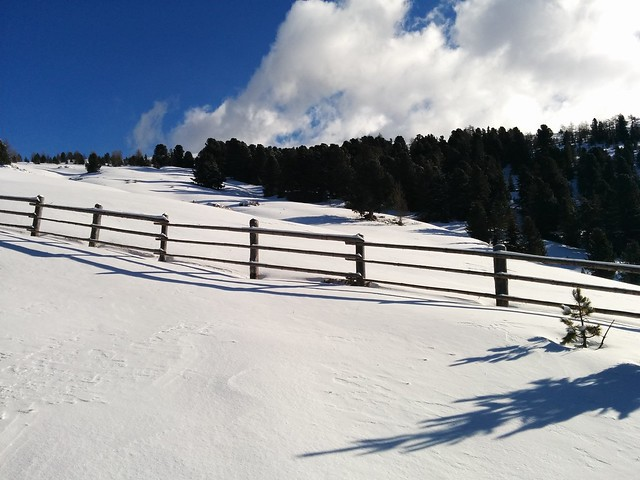 Aufstieg Richtung Rammelstein