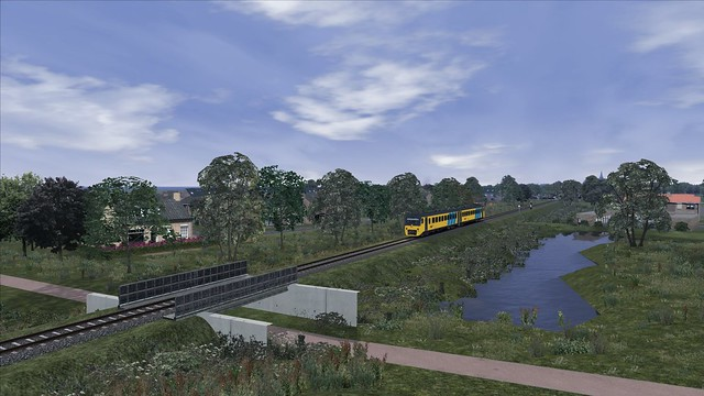 TS2016, Sneek DH2 Train Simulator