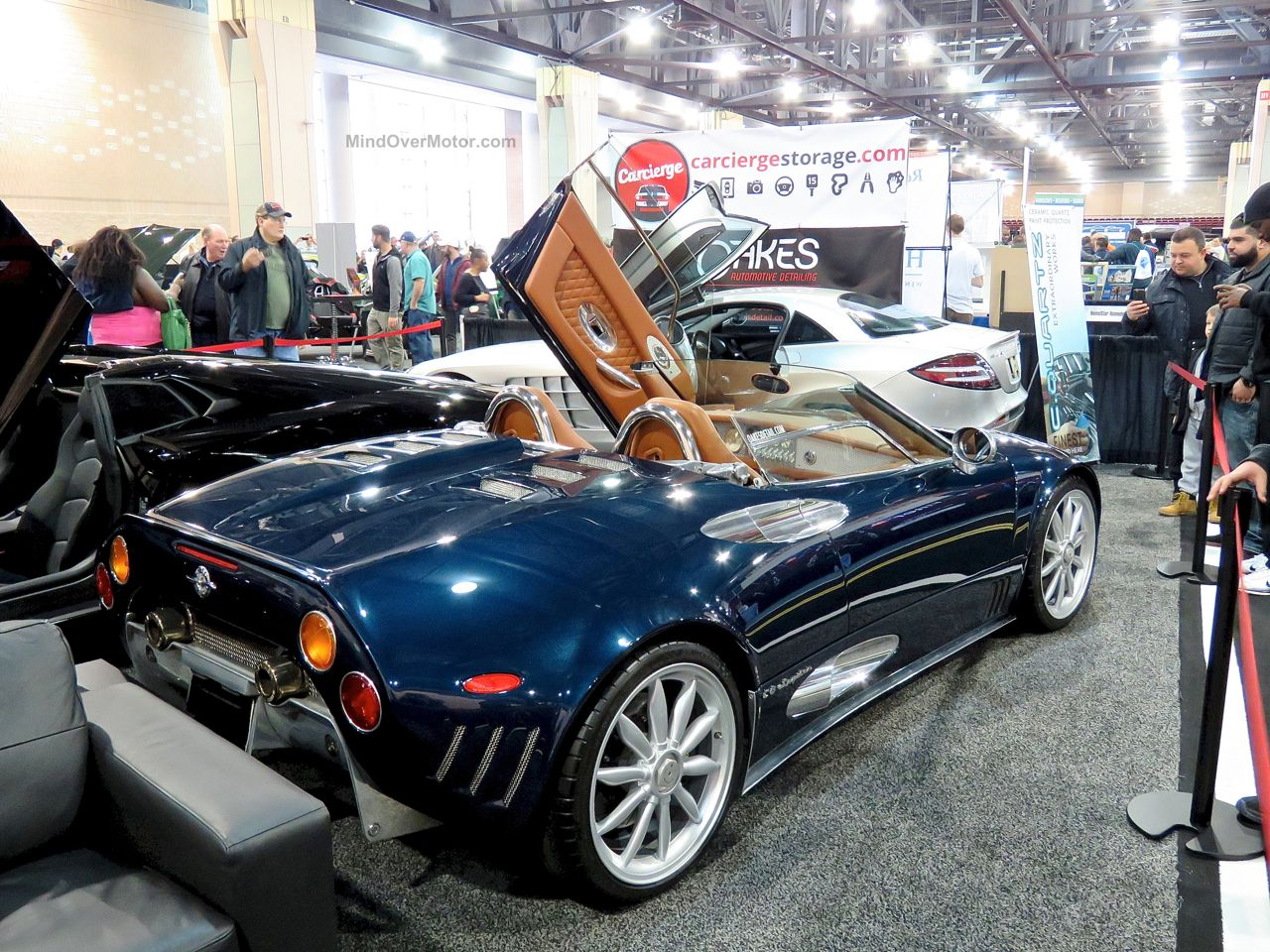 Philly Auto Show 2016 Spyker C8