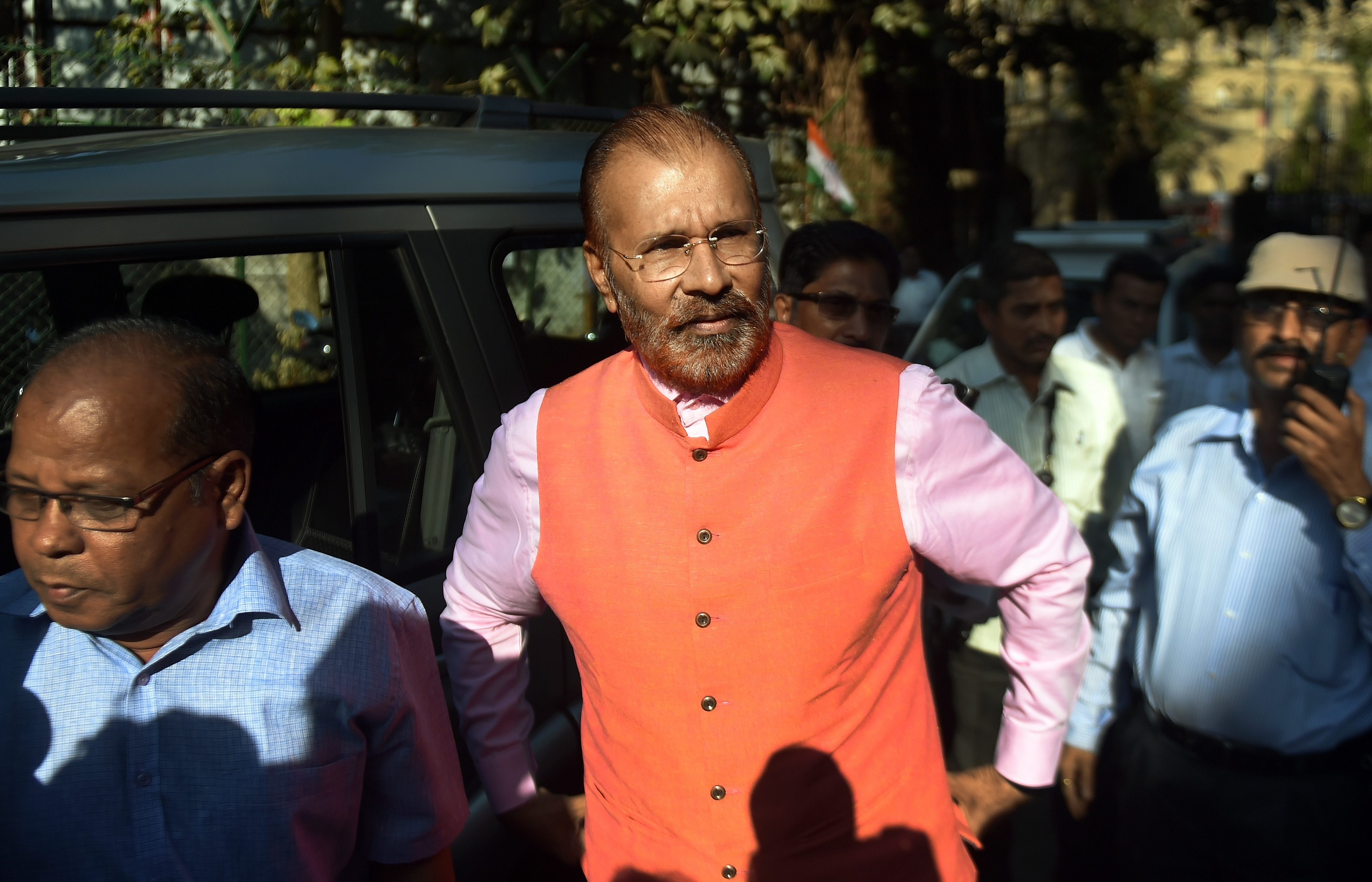 Gujarat police officer DG Vanzara allegedly played a key role in the fake encounter killings of Sohrabuddin Sheikh and Tulsiram Prajapati. Photo credit: AFP