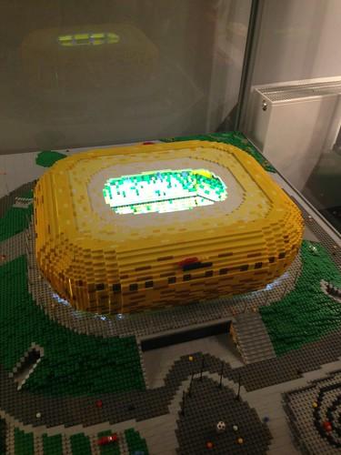 Lego - stadion Gdański