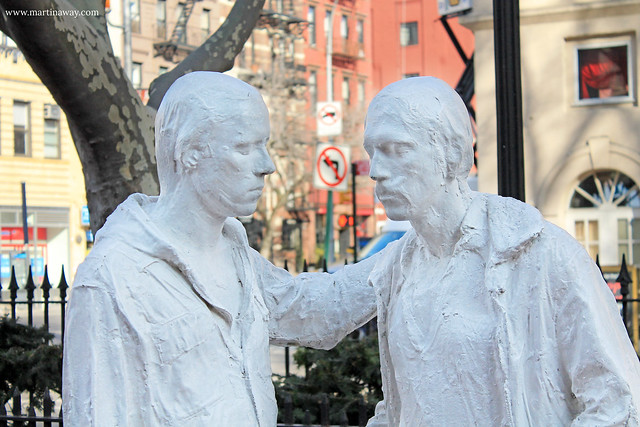 Gay Liberation Monument, New York City