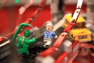 LEGO Marvel 76057 Spider-Man Web Warriors Ultimate Bridge Battle 5
