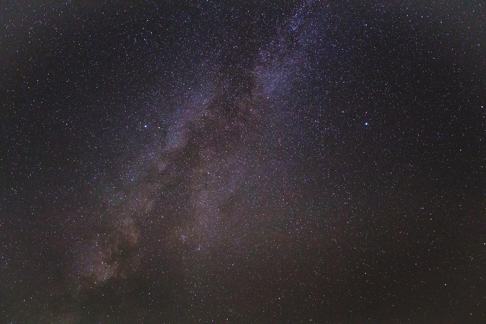 Stars over CA