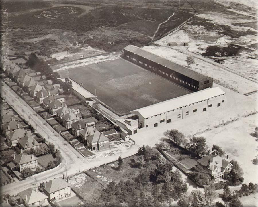 picture of Dean Court - Vitality Stadium