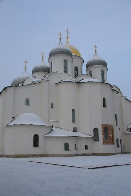 Cathedral of St Sophia, Novgorod Kremlin