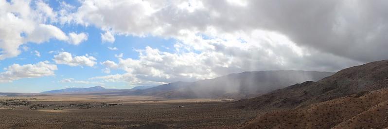 Colorado Desert by Erika Nilsson