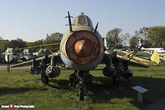 3305 - 30305 - Polish Air Force - Sukhoi SU-22M-4 - Polish Aviation Musuem - Krakow, Poland - 151010 - Steven Gray - IMG_0376