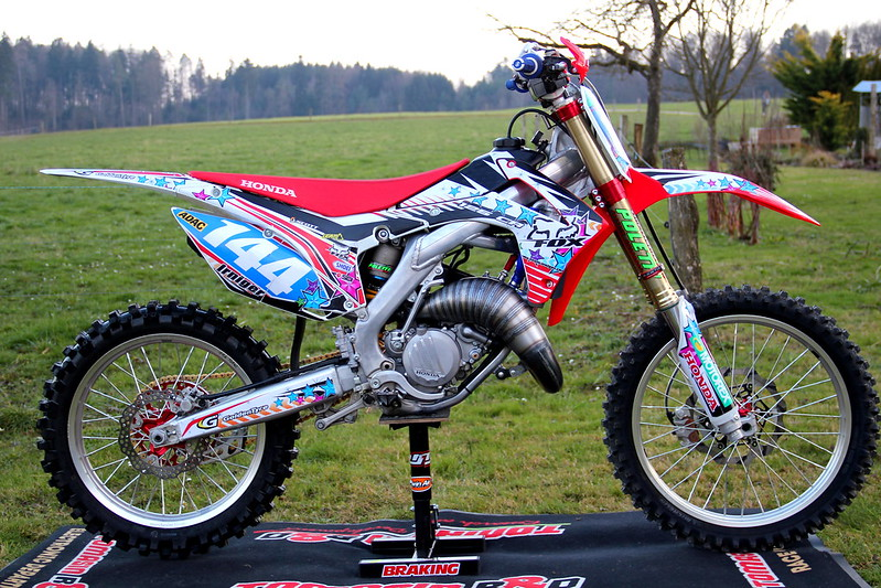 Crf250R For Sale >> The ultimate Honda CR 125 - 2016 - Moto-Related - Motocross Forums / Message Boards - Vital MX