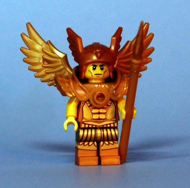 71011 LEGO Minifigures - Series 15 - Flying Warrior