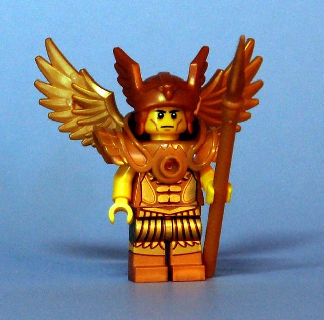 71011 LEGO Minifigures - Series 15 - Flying Warrior