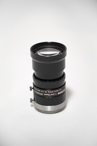 FJINON 1:2.8/75mm HF75HA-1