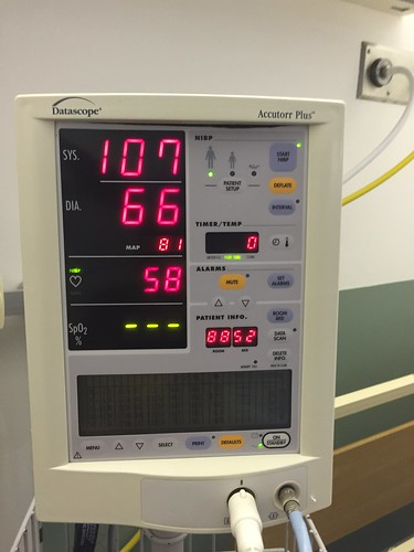 so i got a blood pressure tester