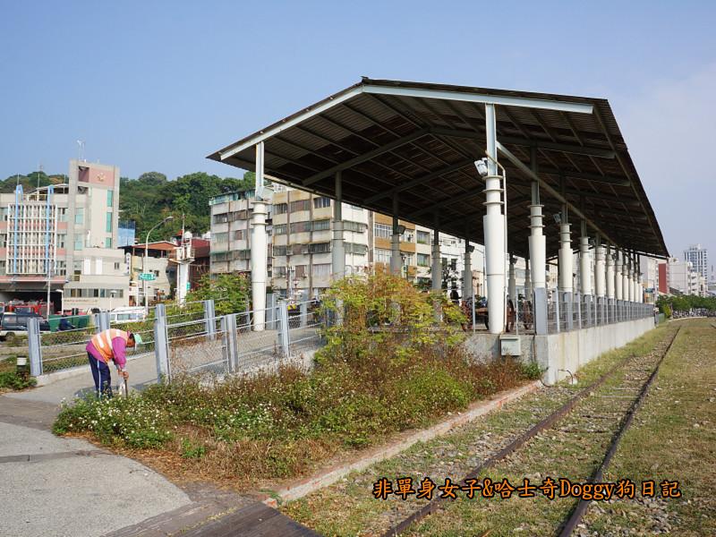 高雄港站哈瑪星打狗鐵道故事館14