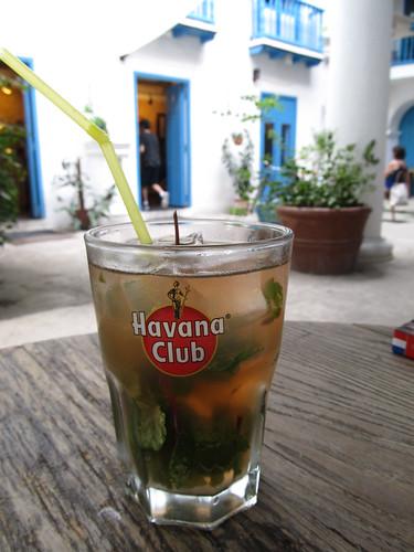 La Havane: premier Mojito