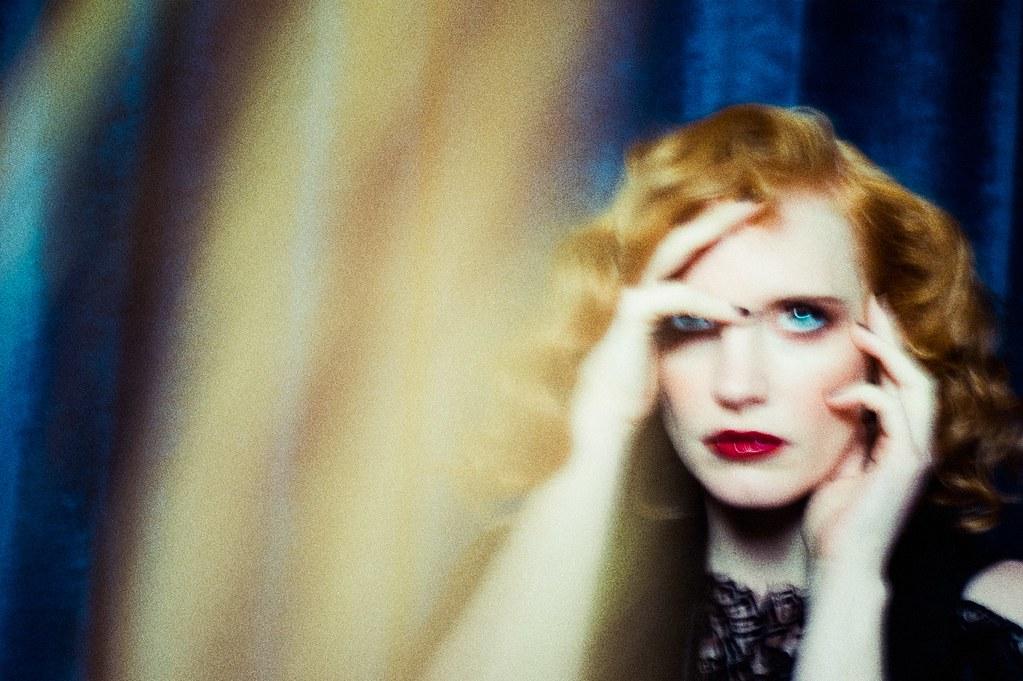 Джессика Честейн — Фотосессия для «Flaunt» 2016 – 2