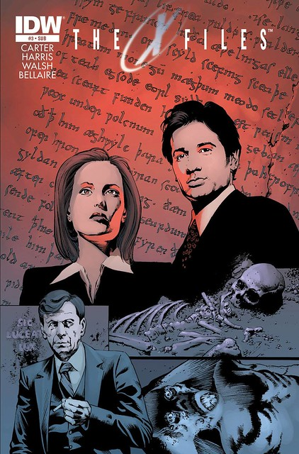 The X-Files - Comics - Cover 3