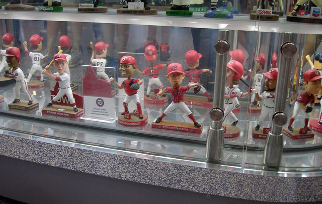 Bobblehead Museum in Marlins Park