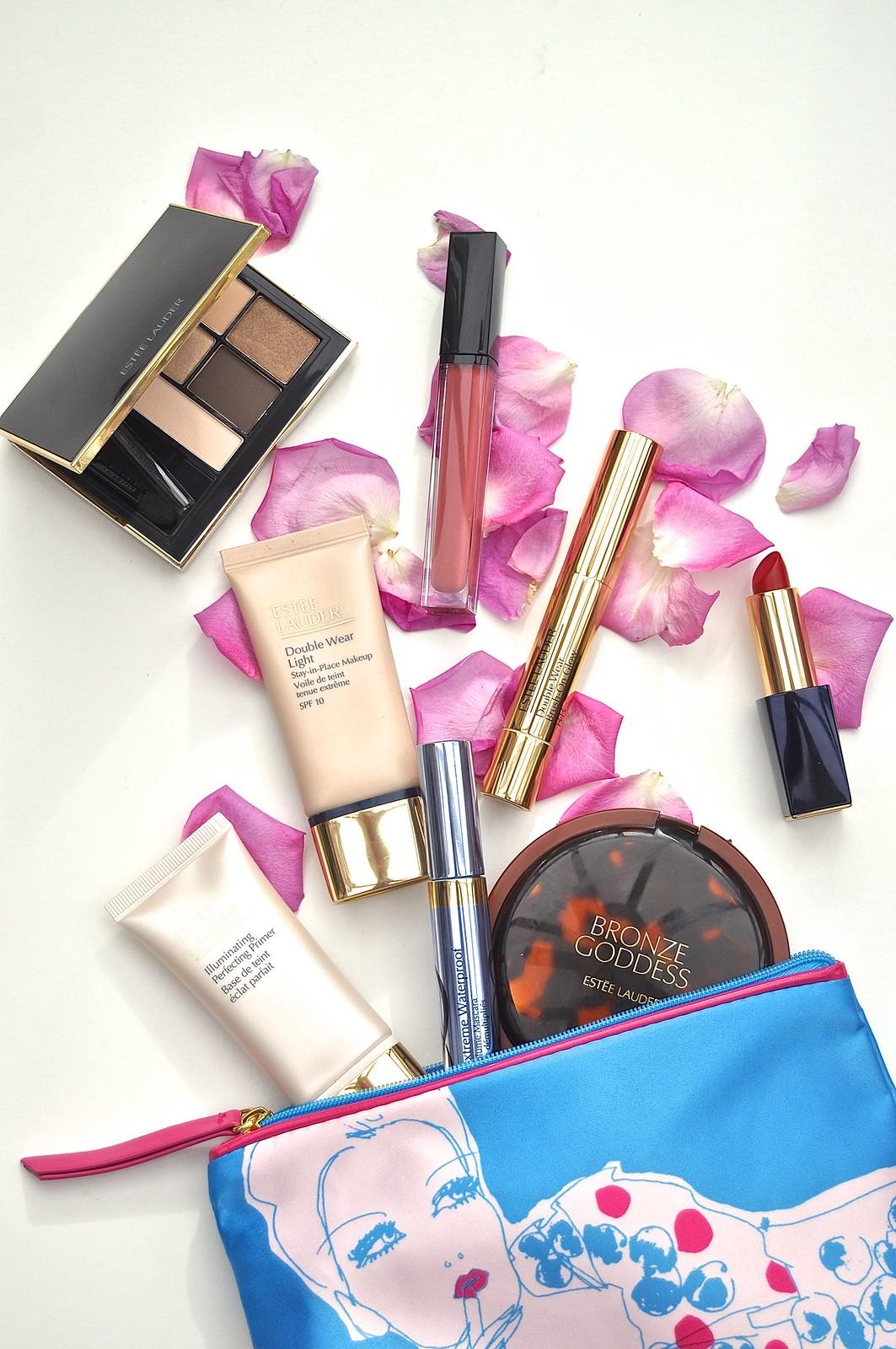 Estée Lauder Makeup bag makeup 5