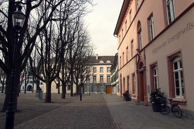 Münsterplatz, Basel, CH