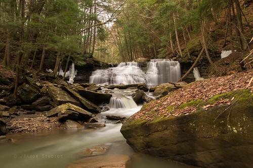 waterfall woods pentax waterfalls freedomfalls k5ii pentaxk5ii