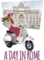 a day in rome logo