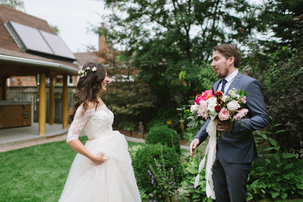 Celine Kim Photography AM Airship 37 distillery district romantic summer wedding-24