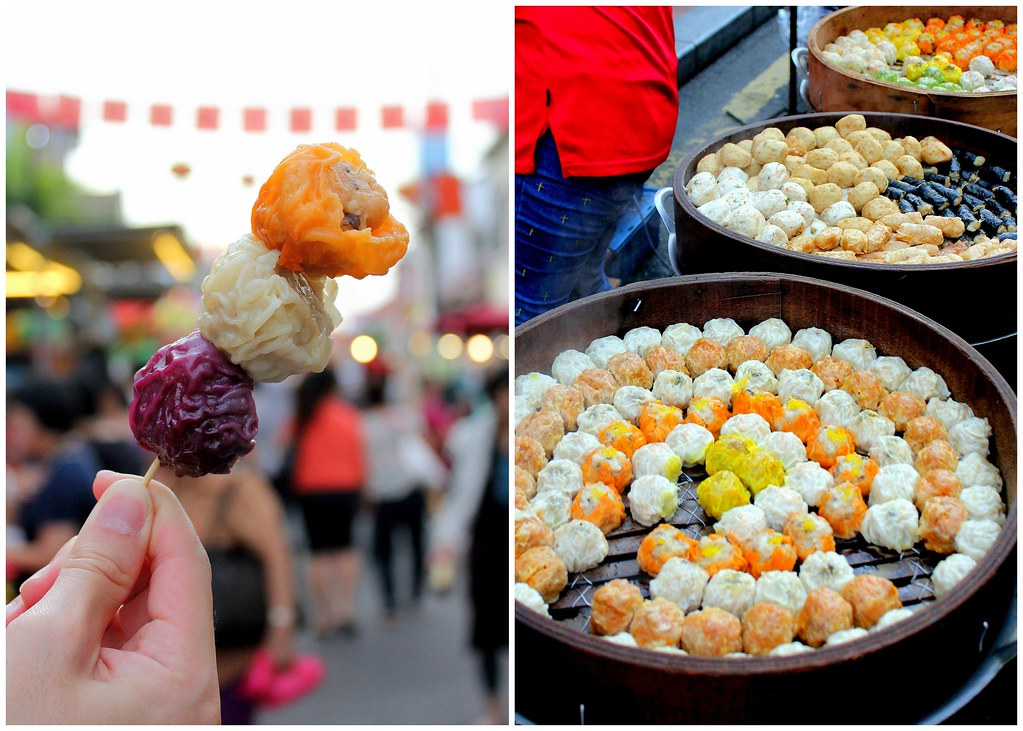Malacca Food Guide: Jonker Street Night Market Siew Mai