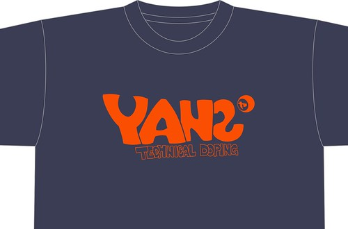 TECHNICAL DOPING YANS Tee