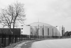 Pleasant Grove Missionary Baptist Church, Houston, Texas 1604151008bw