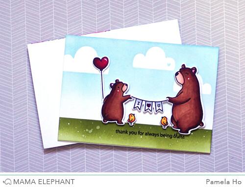 Mama Elephant - Cub Cuddles