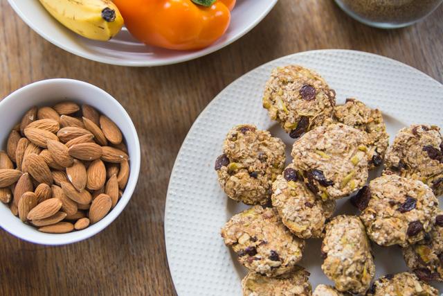 Chewy Sultana Cookies Deliciously Ella recipe