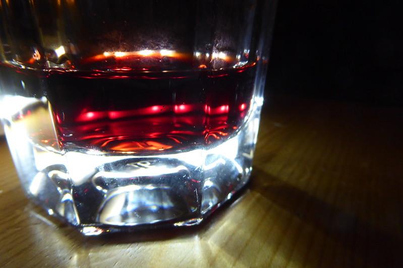 a light drink