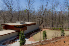 Bachman-Wilson House by Frank Lloyd Wright