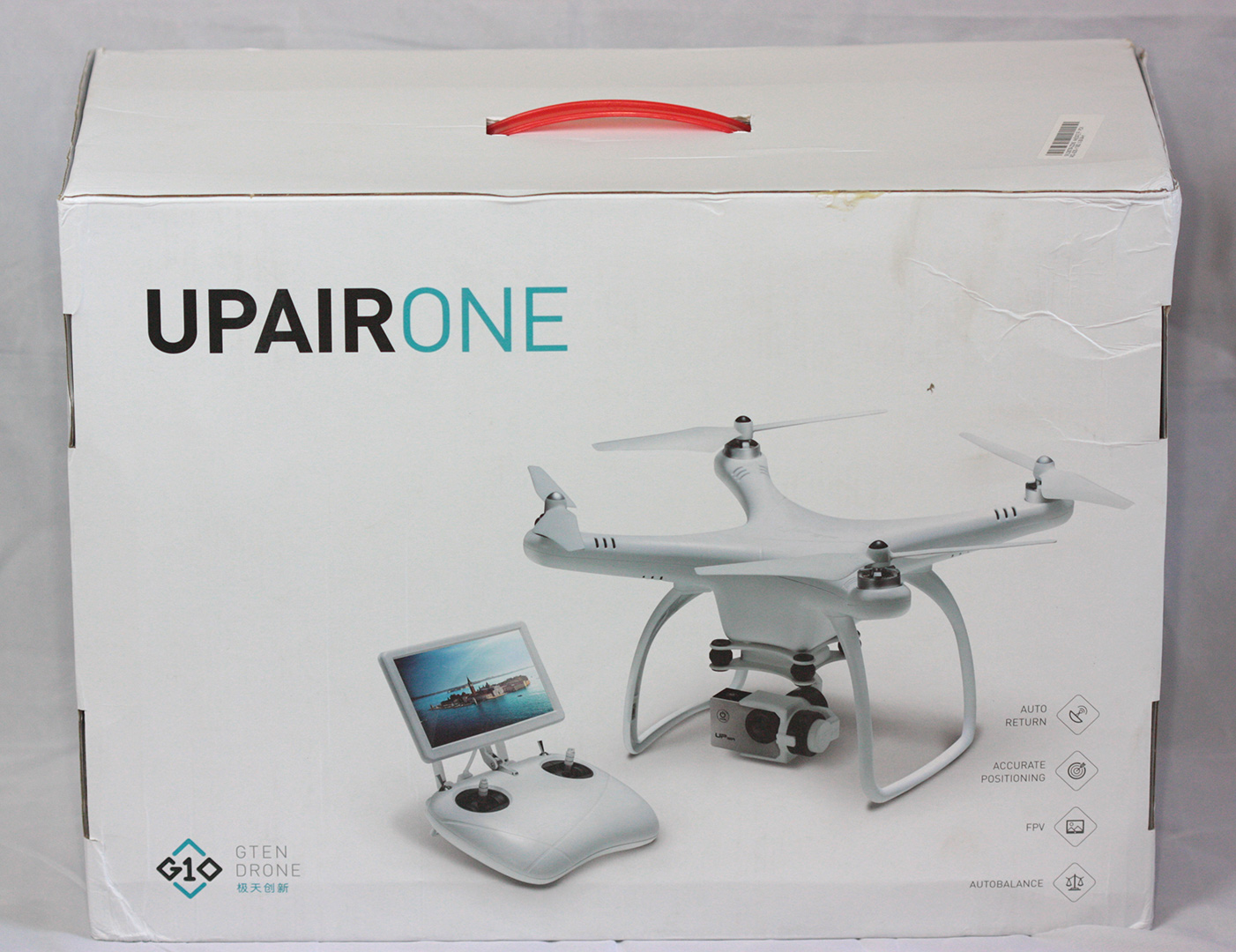 Upair One 4K Review and Owners thread - 2 axis gimbal, 7