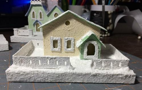 Putz houses