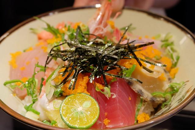 DSCF2400特選海鮮丼