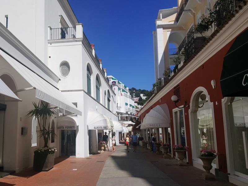 Capri boutiques