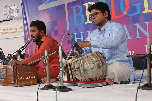 Devotional song by Harjinder Manni from Talwandi Bhai, Punjab